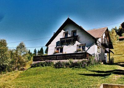 Casa Victoria Moeciu de Sus